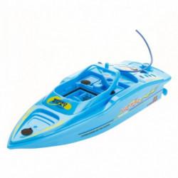 RC Racing Boat Azul
