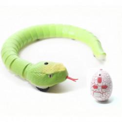 Serpiente Robótica RC Verde